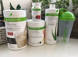 herbalife product side effects
