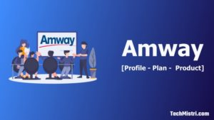 amway business plan