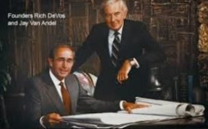 Amway Founder