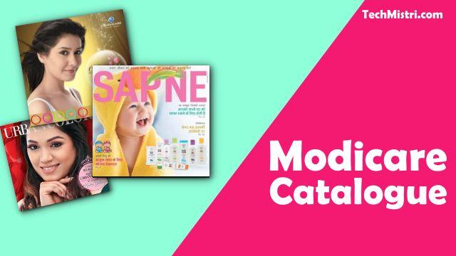 Modicare Products Cataloge