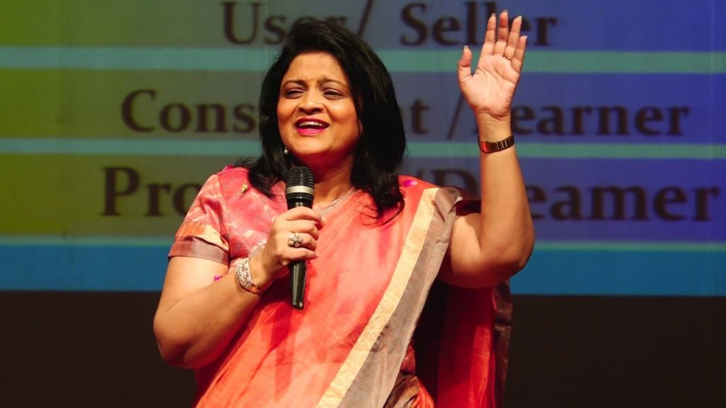 Surekha-Bhargava-Top-MLM-Speaker