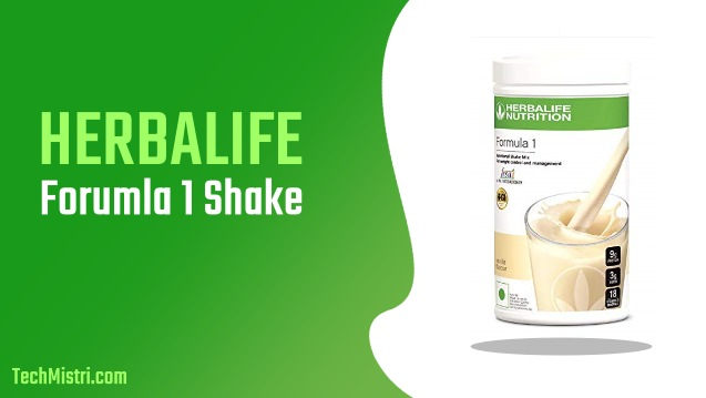 Herbalife Forumla 1 Shake Hindi