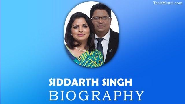 Siddharth Singh Vestige Biography