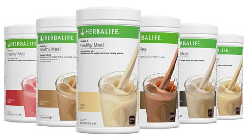 herbalife all flavour