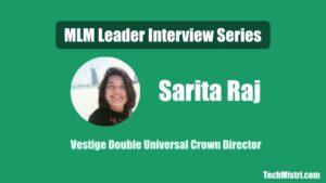 sarita raj interview