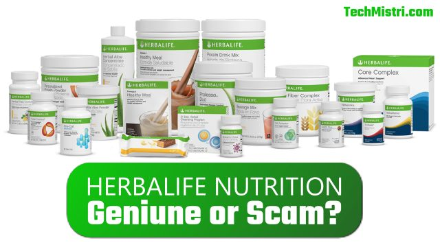 Herbalife Nutrition Business review