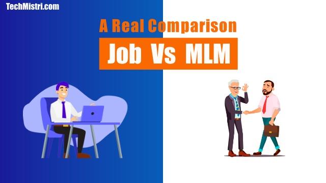 job vs mlm