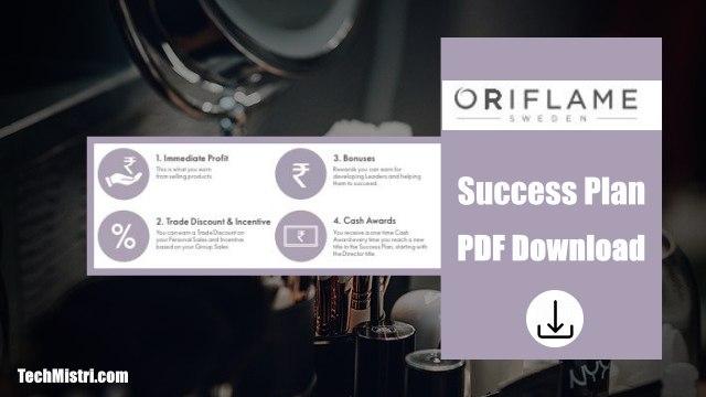 oriflame business plan PDF