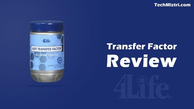 4life transfer factor review