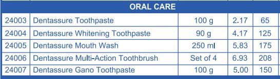 Oral-care-vestige