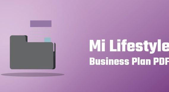 mi lifestyle business plan pdf