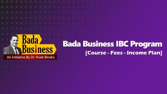 bada business program