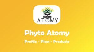 phyto atomy company
