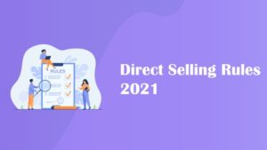 direct selling rules 2021